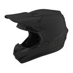 Troy Lee Designs Crosshelm 2021F GP Mono - Zwart