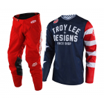 Troy Lee Designs Crosskleding 2019F GP AIR Americana - Navy