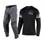 Troy Lee Designs Crosskleding 2019F GP Saddleback - Zwart / Grijs