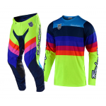Troy Lee Designs Crosskleding 2019F SE Pro Mirage - Geel