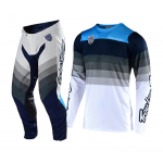 Troy Lee Designs Crosskleding 2019F SE Pro Mirage - Wit / Grijs