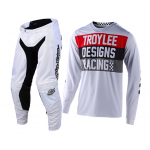 Troy Lee Designs Crosskleding 2021S GP AIR Continental - Wit