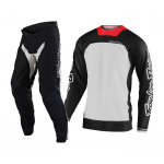 Troy Lee Designs Crosskleding 2021S SE Pro AIR Boldor - Zwart / Wit