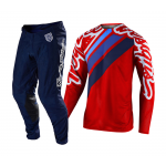 Troy Lee Designs Crosskleding 2020F SE Pro AIR Seca 2.0 - Rood / Navy
