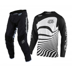 Troy Lee Designs Crosskleding 2020S GP AIR Drift - Zwart / Wit