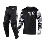 Troy Lee Designs Crosskleding 2020S GP Camo - Wit / Zwart