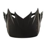 Troy Lee Designs Helmklep 2019F SE4 Polyacrylite Mono - Zwart