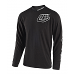 Troy Lee Designs Kinder Cross Shirt 2019F GP Mono - Zwart