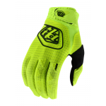Troy Lee Designs Kinder Crosshandschoenen 2021S AIR Solid - Flo Geel