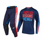 Troy Lee Designs Kinder Crosskleding 2019F GP AIR Pre-Mix 86 - Navy