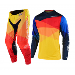 Troy Lee Designs Kinder Crosskleding 2019F GP Jet - Geel / Oranje