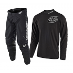 Troy Lee Designs Kinder Crosskleding 2019F GP Mono - Zwart