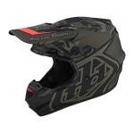 Troy Lee Designs Crosshelm 2021F GP Overload - Army Groen - Grijs