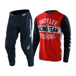 Troy Lee Designs Crosskleding 2021F GP Air Team 81 - Oranje / Navy