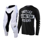 Troy Lee Designs Crosskleding 2021F GP Air Team 81 - Zwart
