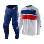 Troy Lee Designs Crosskleding 2021F GP Racing Stripe - Navy