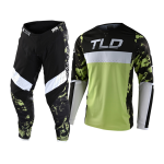 Troy Lee Designs Crosskleding 2021F SE Pro Dyeno - Flo Groen