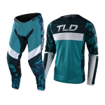 Troy Lee Designs Crosskleding 2021F SE Pro Dyeno - Marine
