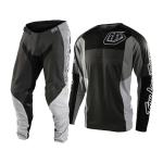Troy Lee Designs Crosskleding 2021F SE Pro Quattro - Grijs / Zwart