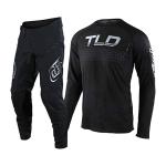Troy Lee Designs Crosskleding 2021F SE Ultra Grime - Zwart / Charcoal