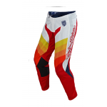 Troy Lee Designs Crossbroek 2019 SE PRO Mirage - Oranje