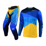Troy Lee Designs Crosskleding 2019 GP AIR Jet - Geel / Blauw