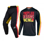 Troy Lee Designs Crosskleding 2019 GP Premix 86 - Zwart / Geel