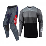 Troy Lee Designs Crosskleding 2019 SE AIR Beta - Grijs