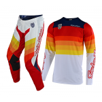 Troy Lee Designs Crosskleding 2019 SE PRO Mirage - Oranje