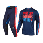Troy Lee Designs Kinder Crosskleding 2019 GP AIR Premix 86 - Navy