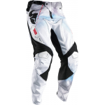 Thor Crossbroek 2017 Fuse Air Lit - Wit / Rood