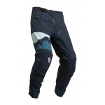 Thor Crossbroek 2019 Prime Pro Fighter - Blauw / Camo