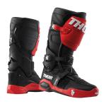 Thor Crosslaarzen Radial - Rood / Zwart