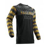 Thor Cross Shirt 2019 Pulse Hallman Ringer - Zwart