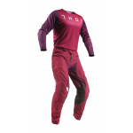 Thor Crosskleding 2019 Prime Pro Infection - Maroon / Rood Oranje