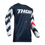 Thor Kinder Cross Shirt 2019 Pulse Stunner - Midnight / Wit