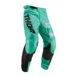 Thor Kinder Crossbroek 2019 Pulse Savage Jaws - Mint / Zwart