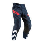 Thor Kinder Crossbroek 2019 Pulse Stunner - Midnight / Wit