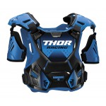 Thor Bodyprotector Guardian - Zwart / Blauw