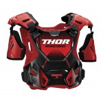 Thor Bodyprotector Guardian - Zwart / Rood