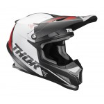 Thor Crosshelm 2020 Sector Blade - Charcoal / Wit