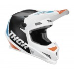 Thor Crosshelm 2020 Sector Blade - Wit / Navy