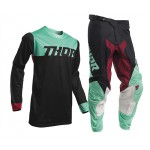 Thor Crosskleding 2020 Pulse Air Factor - Zwart / Mint