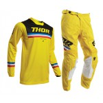 Thor Crosskleding 2020 Pulse Pinner - Geel