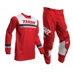 Thor Crosskleding 2020 Pulse Pinner - Rood