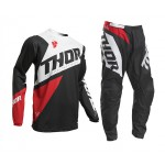 Thor Crosskleding 2020 Sector Blade - Charcoal / Red