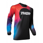 Thor Cross Shirt 2020 Pulse Glow - Zwart
