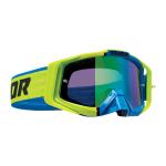 Thor Crossbril 2021 Sniper Pro Divide - Lime / Blauw