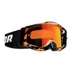 Thor Crossbril 2021 Sniper Pro Rampant - Oranje / Zwart
