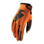 Thor Kinder Crosshandschoenen 2021 Sector - Oranje